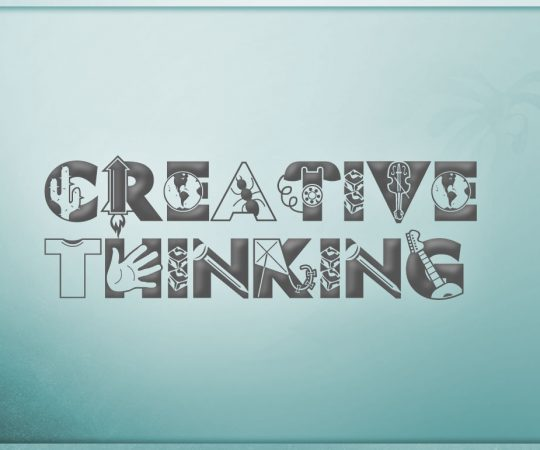 Creative Thinking Illustration